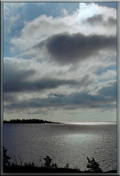 Ловля щуки и окуня на Ладожском озере