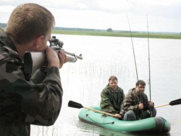 Рыбак на рыбалку пошел