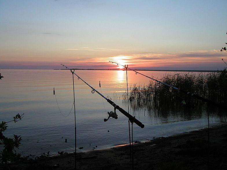 Рыболовные места на Ладожском озере