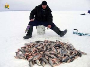 Рыбалка в зимнюю пору