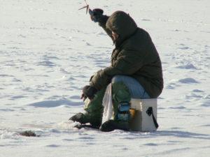 Вот и закончилась зимняя рыбалка