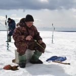 Отправившись на зимнюю рыбалку
