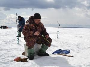 Особенности зимней рыбалки или поехали