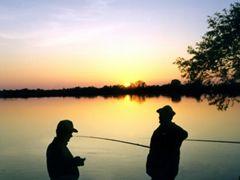 Рыбак или егерь?