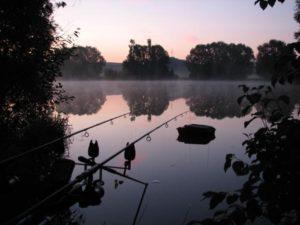 Прикормка для рыбалки на линя