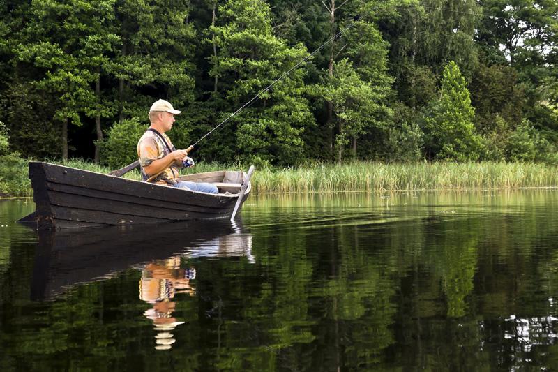 Рыбалка – полезное хобби