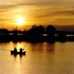 Для рыбалки GPS навигатора