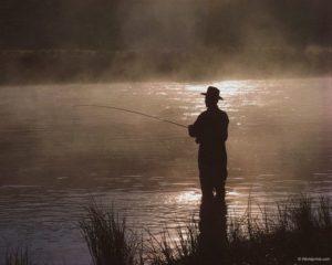 Важный аспект в рыбалке - правильная работа над точкой