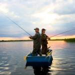 Рыбная ловля на Байкале