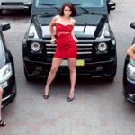 Автомобили, ставшие жертвами киноиндустрии
