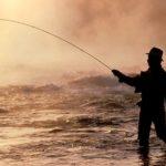 Рыбалка ночью на поплавок как? Круто!