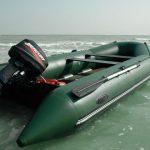 Лодки для рыбалки на море