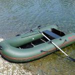 Надувная ПВХ лодка – виды и области применения