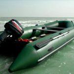 Особенности подвесных четырехтактных моторов для лодок