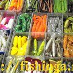 Твистер двойной для ловли рыбы идеальный