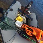 Как выбрать лодку ПВХ для рыбалки на Ладоге